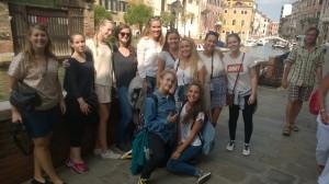 Venezia - Foto di gruppo