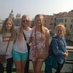 Venezia - Uno scatto sul Ponte dell'Accademia