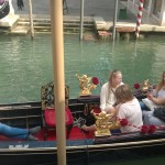 Venezia - In gondola!