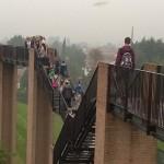 Cittadella - Il camminamento sulle mura