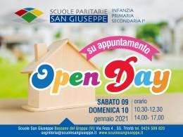Open Day gennaio 2021